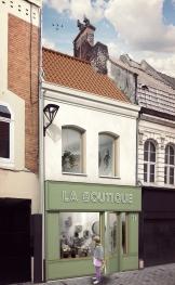 Projet de réhabilitation à Tourcoing - Fabrique des quartiers et studio d'architecture Sam.Banchet