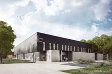 LA MURE LES HALLES DES SPORTS RENDU 1 (Spaces Architecture)