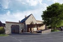 Auberge de Noirlac Elise Joliet Architecte